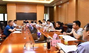 松滋市委书记黄祥龙调研全市社区网格员管理工作
