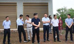 松滋市展開農村人居環境整治工作第二次比點觀摩現場會