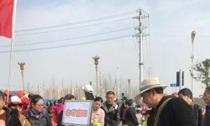 今天在稻谷溪看到了松滋特殊教育的孩子们~心酸啊~