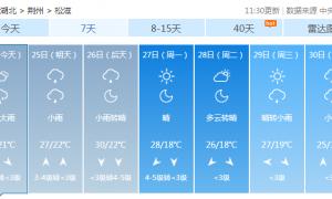 """紧急预警,今晚,松滋将迎来今年""""最强""""降水!要注意......"""