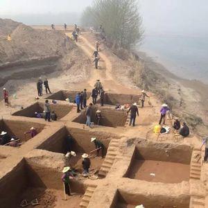 长江中游文明发祥地!松滋市江心洲发现史前人类遗址,距今约8000年 ... ...